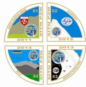 Odznaki MPI 51 - 54