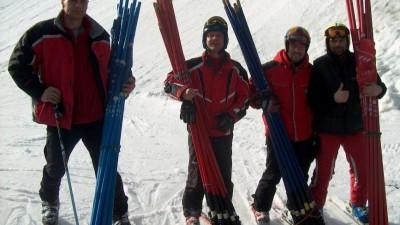 Kurs ustawiania slalomów