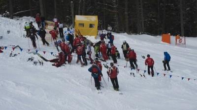 50 OGÓLNOPOLSKIE Zawody Instruktorów PZN - slalom gigant (GS 2 przejazdy), SPRAWDZIAN dla IZ