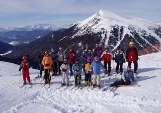 Alpy 2004 - ferie