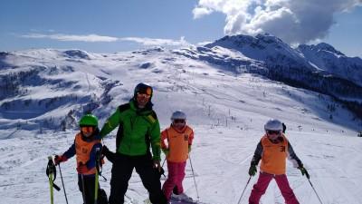 Szkola Narciarska Dolomity Tour San Martino di Castrozza