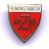 Odznaka Demonstratora
