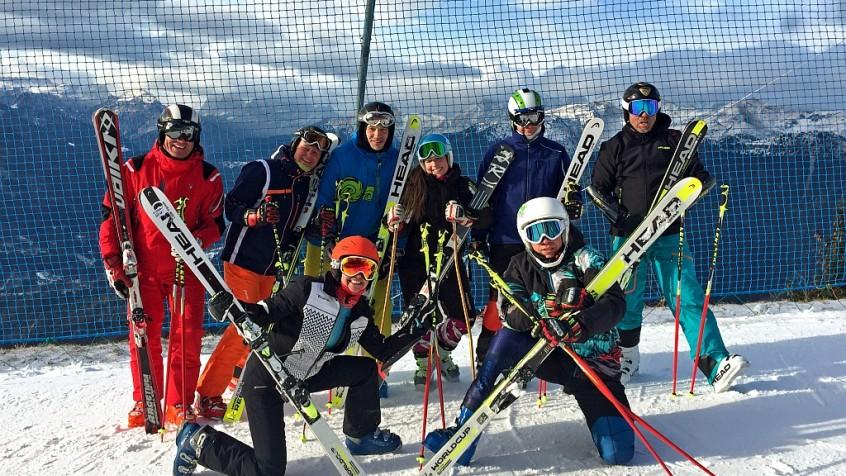 Obozy szkoleniowe w Alpach